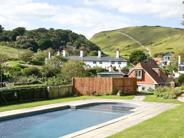 Bishops Luxuty 4 B B In Lulworth Cove Dorset Bishops